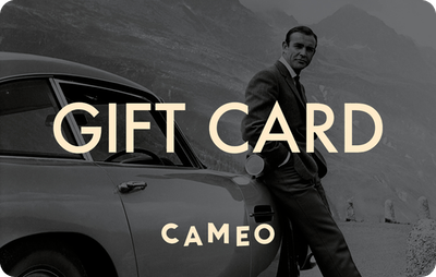 Cameo E-Gift Card - James Bond
