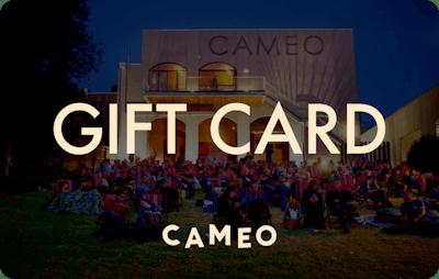 Cameo E-Gift Card - Outdoor