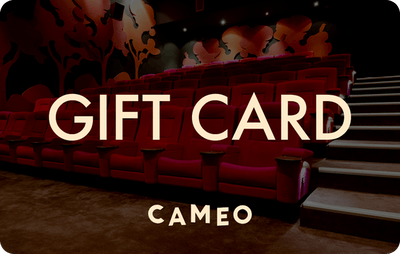 Cameo E-Gift Card - Cinema