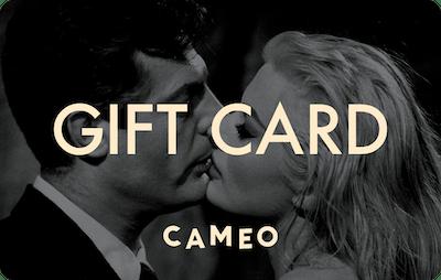 Cameo E-Gift Card - La Dolce Vita