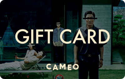 Cameo E-Gift Card - Parasite