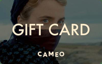 Cameo E-Gift Card - Portrait