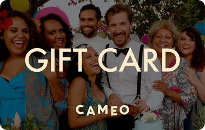 Cameo E-Gift Card - Top End Wedding