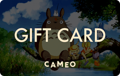 Cameo E-Gift Card - My Neighbour Totoro