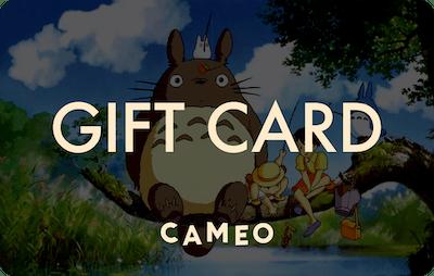 Cameo E-Gift Card - My Neighbour Totoro