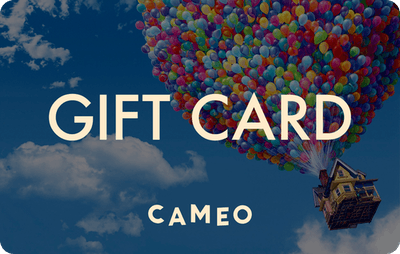 Cameo E-Gift Card - Up