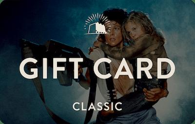 Classic E-Gift Card - Alien