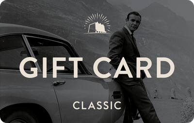 Classic E-Gift Card - James Bond