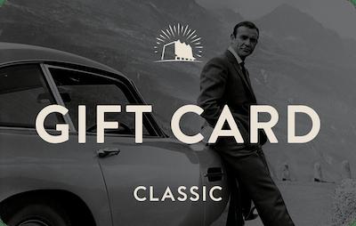 Classic E-Gift Card - James Bond