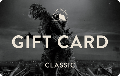 Classic E-Gift Card - Godzilla