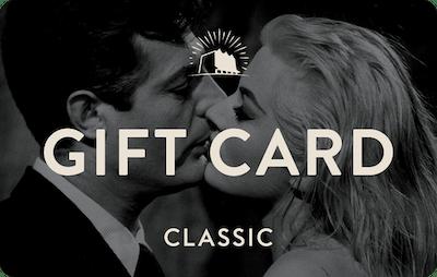 Classic E-Gift Card - La Dolce Vita