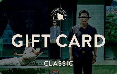 Classic E-Gift Card - Parasite