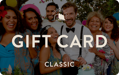 Classic E-Gift Card - Top End Wedding