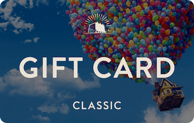 Classic E-Gift Card - Up
