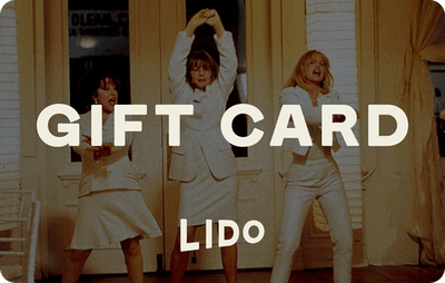 Lido E-Gift Card - First Wives Club