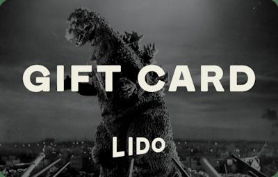 Lido E-Gift Card - Godzilla
