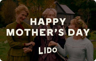 Lido E-Gift Card - Little Women