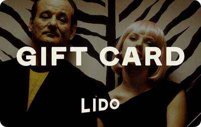 Lido E-Gift Card - Lost in Translation