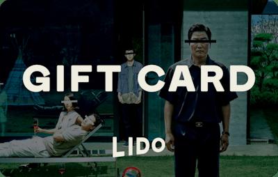 Lido E-Gift Card - Parasite
