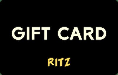 Ritz E-Gift Card - Black