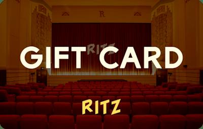 Ritz E-Gift Card - Cinema