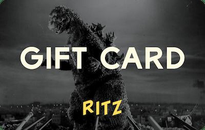 Ritz E-Gift Card - Godzilla
