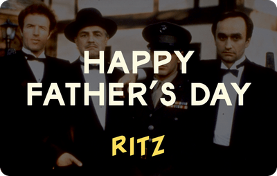 Ritz E-Gift Card - The Godfather (Father's Day)