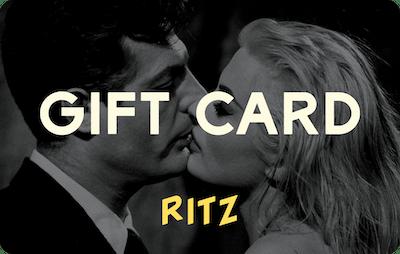 Ritz E-Gift Card - La Dolce Vita