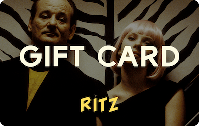 Ritz E-Gift Card - Lost in Translation