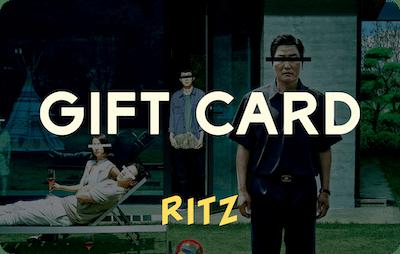 Ritz E-Gift Card - Parasite