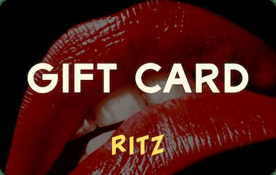 Ritz E-Gift Card - Rocky Horror