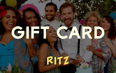 Ritz E-Gift Card - Top End Wedding