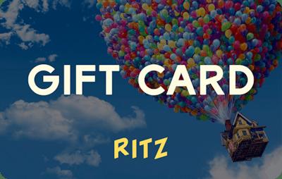 Ritz E-Gift Card - Up