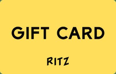 Ritz E-Gift Card - Yellow